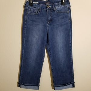 NYDJ BILLIE MINI BOOTCUT SIZE 18W